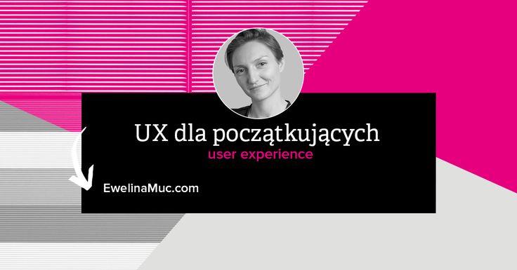 UX dla początkujących