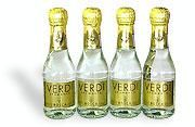 Verdi Spumante Sparkling Wine 187ml 4 pack $3