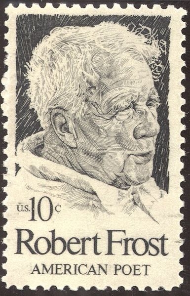 Robert Frost - Wikipedia, the free encyclopedia