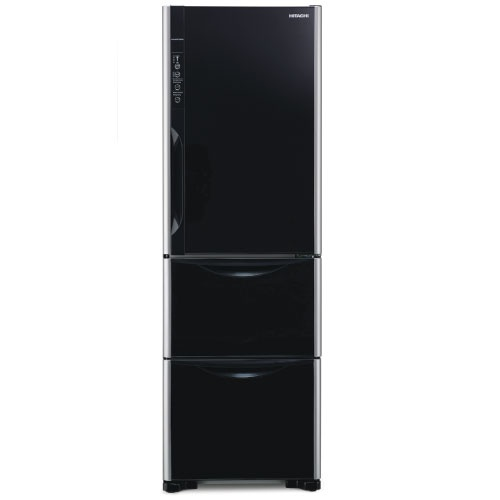 Hitachi R-SG37BPND-GBK 390 LT Inverter Models with 3 Door Refrigerator online with best price at Hitachi e-Shop. Shop online for free shipping and quick delivery with great deals and offers in India. For more details please visit : http://www.hitachi-hli.com/e-shop/product-details/hitachi-r-sg37bpnd-inverter-models-390-0-r-sg37bpnd-gbk-inverter-ltr/50