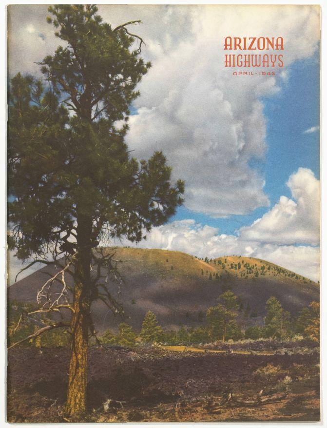 Throwback Thursday Arizona Highways April 1946