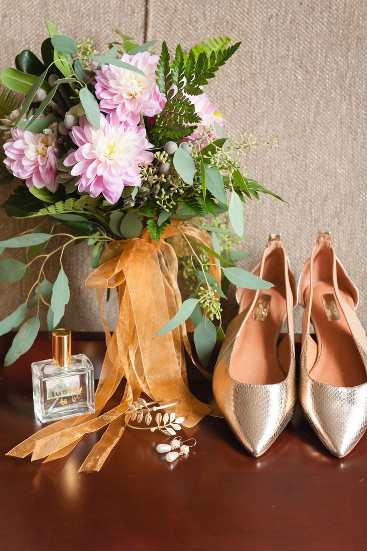 Photography: Tina Jay Photography - http://www.stylemepretty.com/portfolio/tina-jay-photography Floral Design: Petals Lane - http://www.stylemepretty.com/portfolio/petals-lane   Read More on SMP: http://www.stylemepretty.com/2015/03/04/beautiful-pennsylvania-wedding-at-michener-art-museum/