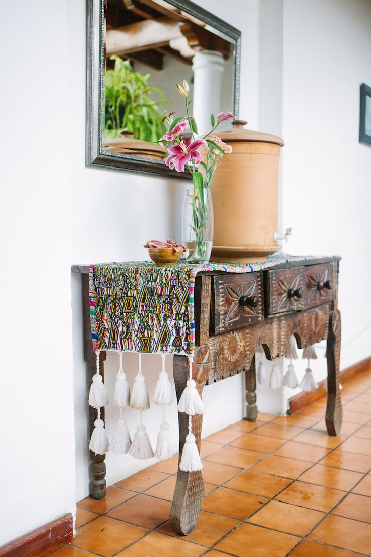 best 25 ethnic home decor ideas on pinterest balcony for dogs spring decor traditional indian home terra cotta water cooler guatemalan ethnic runner at stela 9 shop in antigua