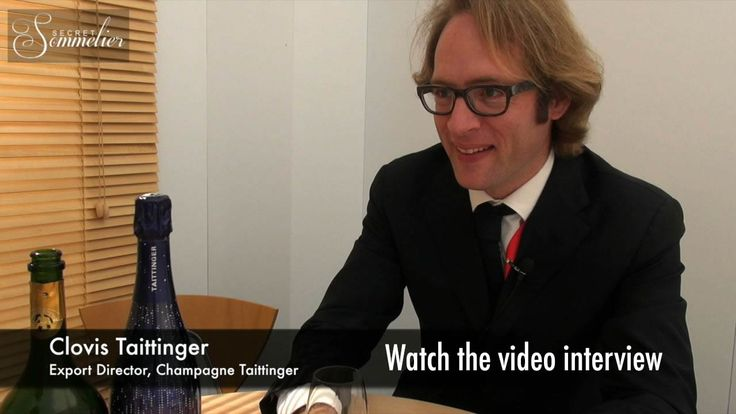 Interview: Clovis Taittinger... A man on a mission!