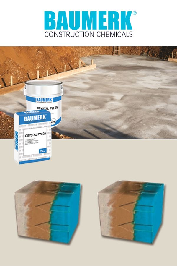 Crystalline Waterproofing Powder Concrete Admixture Crystal Pw 25 Concrete Crystals Powder
