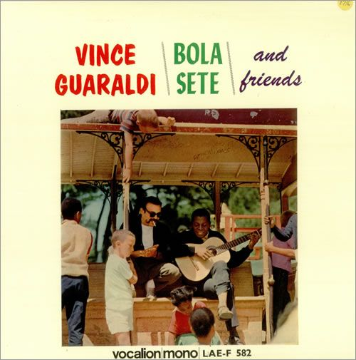 Now Playing: Vince Guaraldi, Bola Sete, and Friends