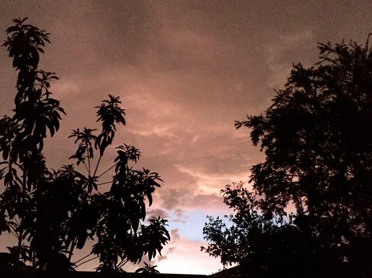 Post storm sky!