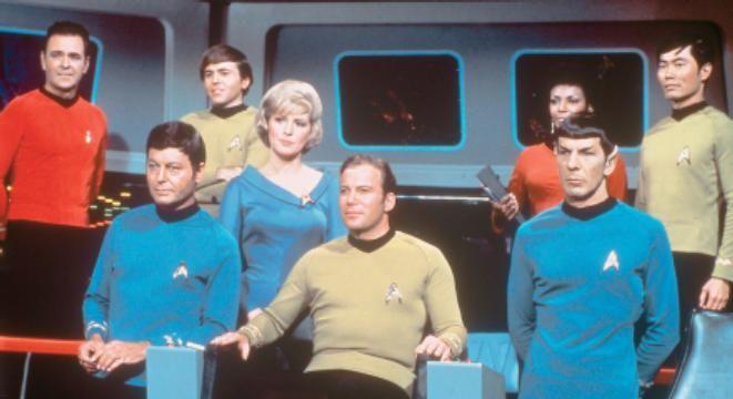 Star Trek TV Series Coming to CBS All Access With Alex Kurtzman