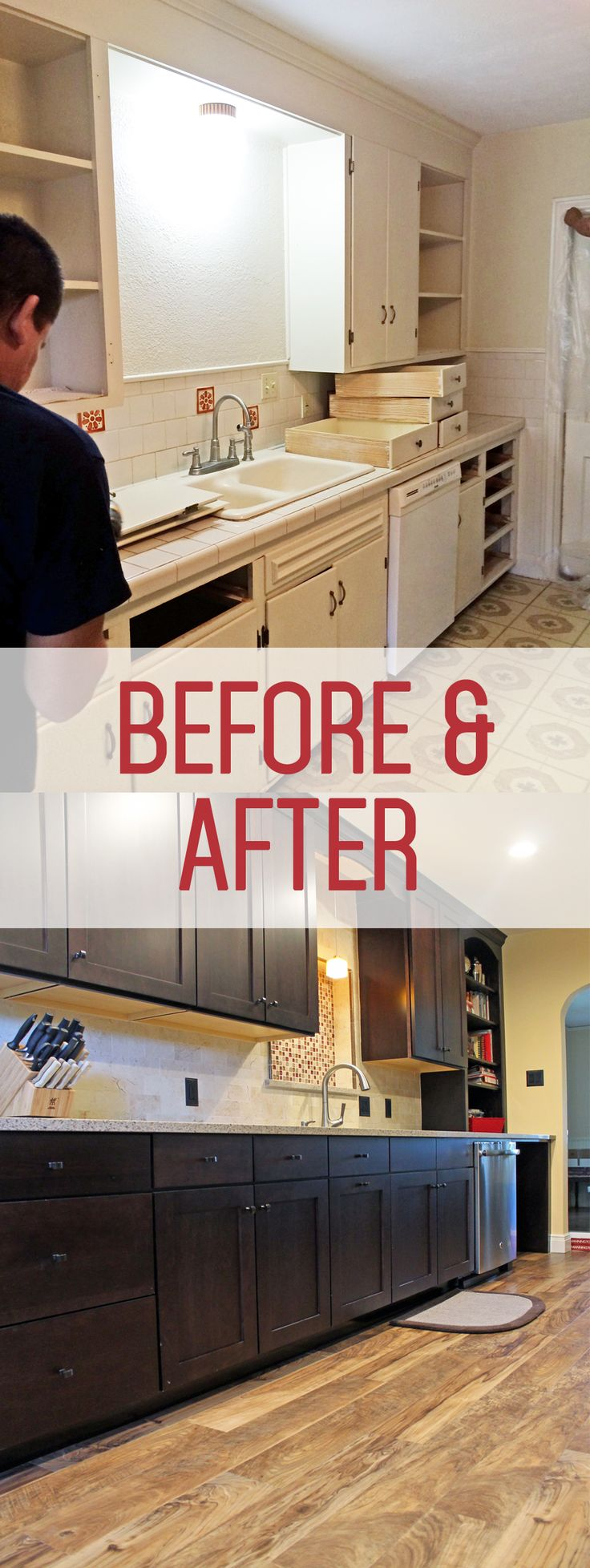 33 best before and after remodeling images on pinterest photo kitchen remodel before and after ideas