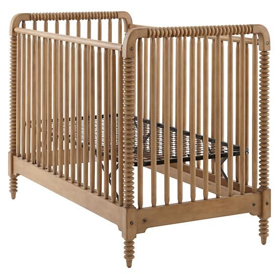 Antique-style Jenny Lind crib. This is a delusional $999, but I'm sure craigslist will do right by us.