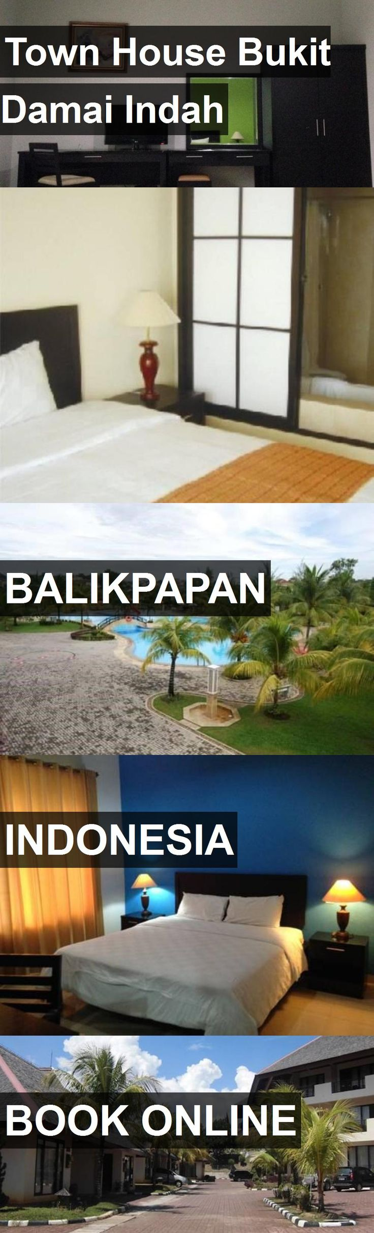 Hotel Town House Bukit Damai Indah in Balikpapan, Indonesia. For more information, photos, reviews and best prices please follow the link. #Indonesia #Balikpapan #TownHouseBukitDamaiIndah #hotel #travel #vacation