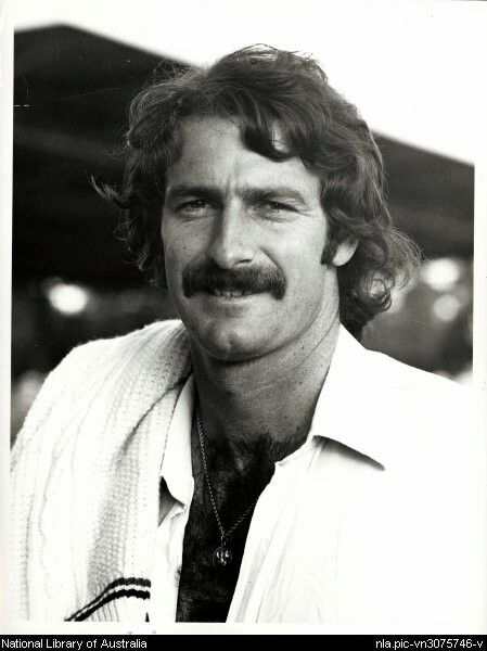 The great Dennis Keith Lillee