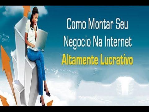 http://suavez.net/formulanegocio - Formula Negocio Online - Como Montar Um Negocio Online. Você vai aprender como montar seu negocio online altamente lucrati...