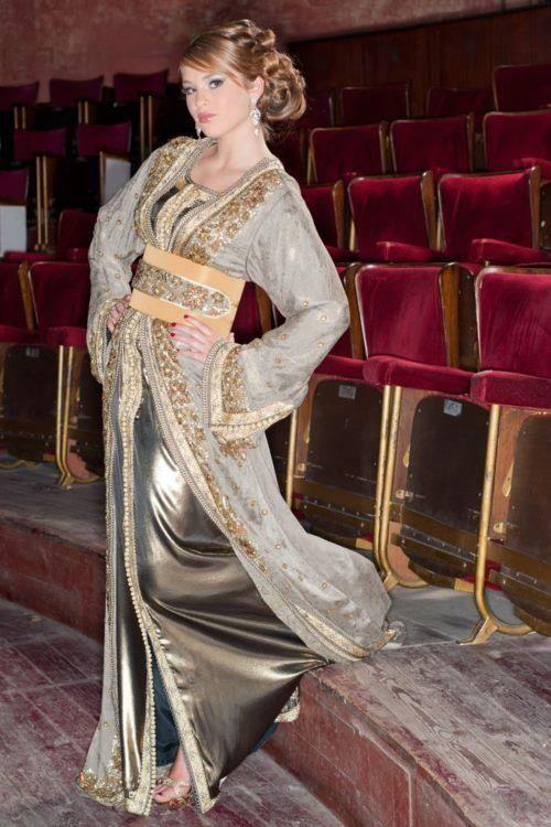 Marokkaanse Caftan-Takchita's-Djellaba's & Trouw Jurken! Mode: 2013/2014 - Plazilla.com
