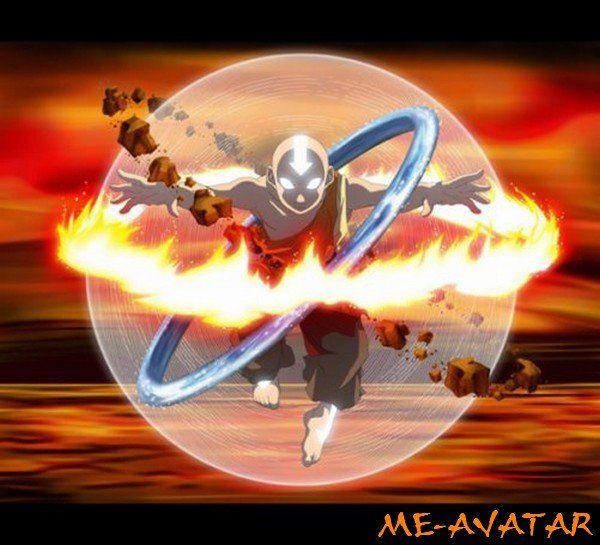 Avatar, le dernier maître de l'air |