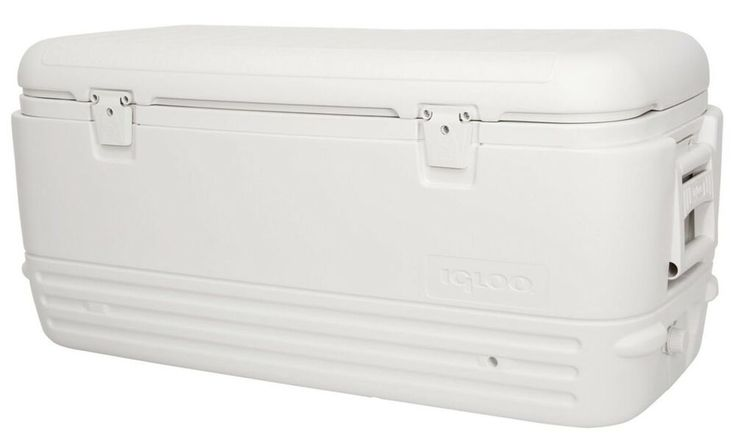 Large Igloo Cooler 120 Qt Quart Max Cold Ice Chest Insulated Marine Fishing Igloo Igloo Cooler Cooler Ice Chest