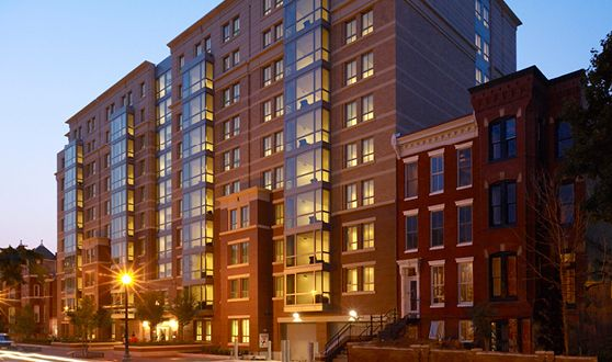 It doesn't seem strange at all to you to live in a dorm for all 4 years of college | Community Post: 28 Signs You Went To George Washington University