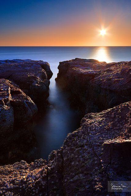 ~~Sunlight ~ sunrise, Kiama, NSW, Australia by SoniaMphotography~~