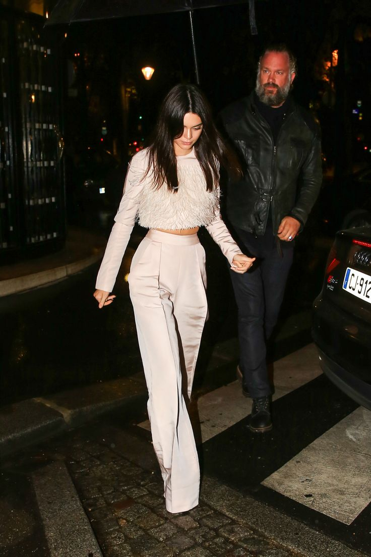 runwayandbeauty:   Kendall Jenner - Night out in... - TheStyleShaker.com