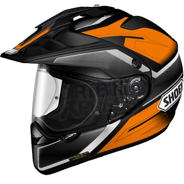 2015 Shoei Hornet ADV Seeker On/Off Road Helmet in TC8 part of the huge Motocross Helmet range at www.dirtbikexpress.co.uk. Order online now for Free UK Delivery.