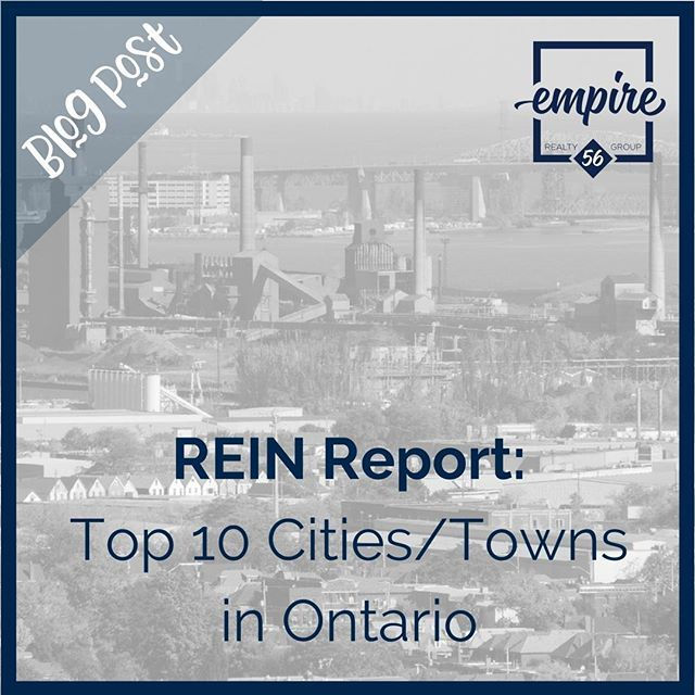 Curious to know if your city made it into the top 10? Check out our blog for the details and a link to the full report! . . . . . #newcontent #blogpost #realestateexpert #realestateblog #realestatenews #realtorlife #realestate #realtor #realestatebroker #realestate #empire56realty #investment #burlingtonontario #oakvilleontario #hamiltonontario #burlon #hamont #oakvilleon #burlingtonrealestate #oakvillerealestate #hamiltonrealestate #treb #rahb #gta #gtarealestate #yyz #yyzrealestate…