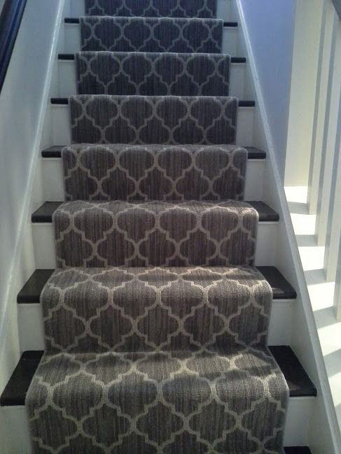 Carpet runners for Westchester County - everything you ever wanted to know about carpet runners for steps. Runners for stairs are becoming more popular.