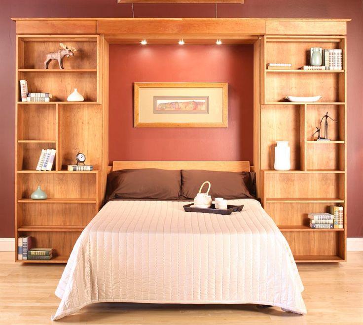 Best Built Furniture: 17 Best Images About Murphy Beds On Pinterest