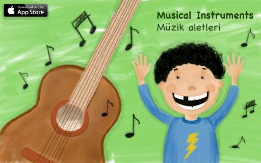 Let all kids know how a guitar sounds like!  https://itunes.apple.com/us/app/musical-instruments-lonitoy/id775696647?mt=8&uo=4   Gitar sesini tanımayan çocuk kalmasın! https://itunes.apple.com/tr/app/musical-instruments-lonitoy/id775696647?mt=8&uo=4