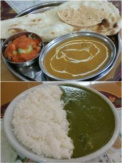 ほうれん草カレーが最近のマイブームです  薬院六つ角にあるインド料理の店ミランの ほうれん草カレーは栄養満点で美味しいですよ  是非ご賞味あれ  #福岡市中央区 #ランチミーティング tags[福岡県]