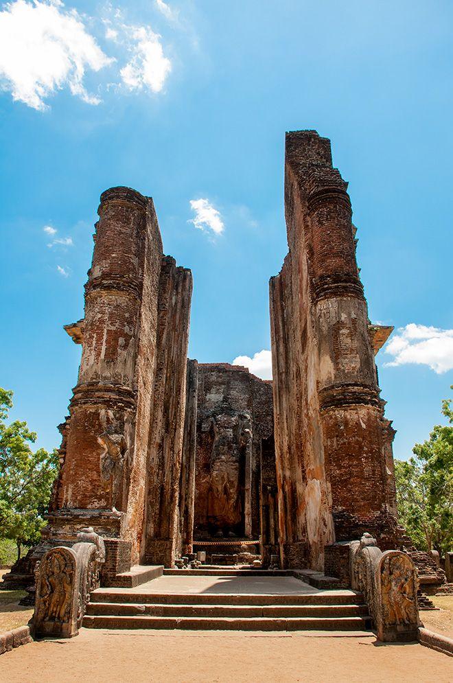Polonnaruwa Temple – MrJane