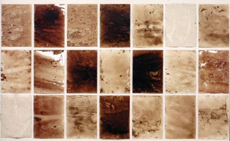 Teresa Margolles, forensic science meets art