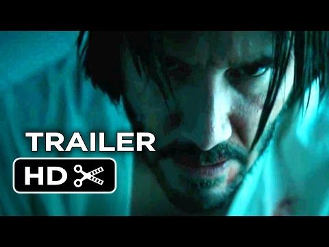 John Wick Official Trailer #1 (2014) - Keanu Reeves, Willem Dafoe Movie HD - YouTube The BEST!