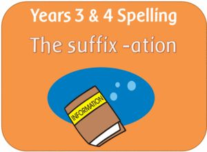 8 letter words ending in ation the 22 best images about year 3 amp 4 spelling resources on 17086