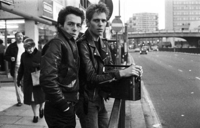 Joe and Paul