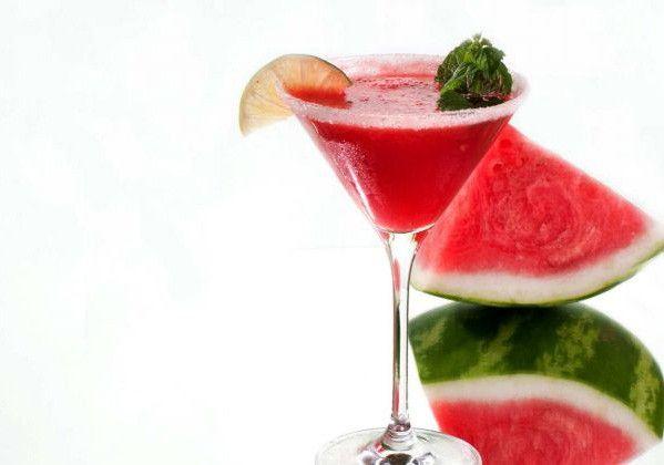 Martini de sandía - Emedemujer VE