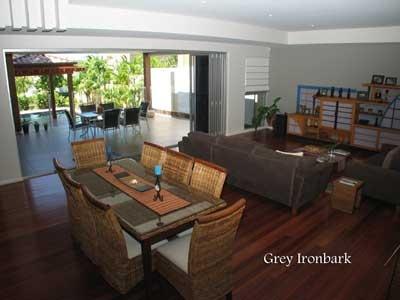 Grey Ironbark native hardwood
