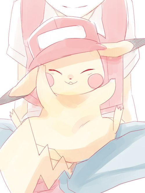 Pika is so adorable! I'm glad that Pokemon was one of my childhood favorites. I don't regret anything of watching it and reading adventures. If you hate it, F, U, don't even come here.