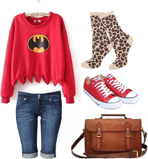 """Geeky Chic"" by chachaaaw on Polyvore"