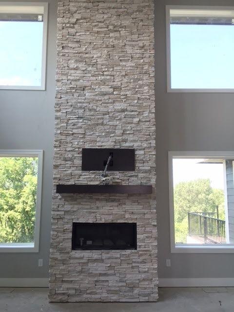 Eldorado Daybreak Stacked Stone New House In 2019