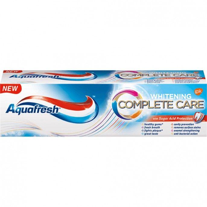 Aquafresh Complete Care Toothpaste