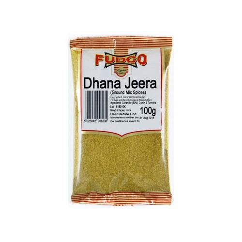 fudco dhana jeera mix 100g in 2020 mixing spices learning tools on hebbar s kitchen chicken biryani id=71121