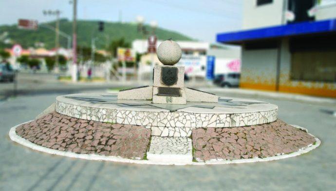 Praça de Tordesilhas - Laguna – SC