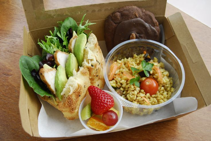 café mimosa lunch box