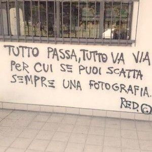 Star Walls - Scritte sui muri. — Scatta