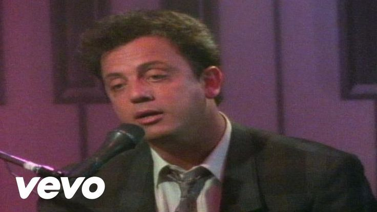 Billy Joel - Piano Man (5:41) - by  billyjoelVEVO | YouTube ... #BIGFan; #BillyJoelFAN <3