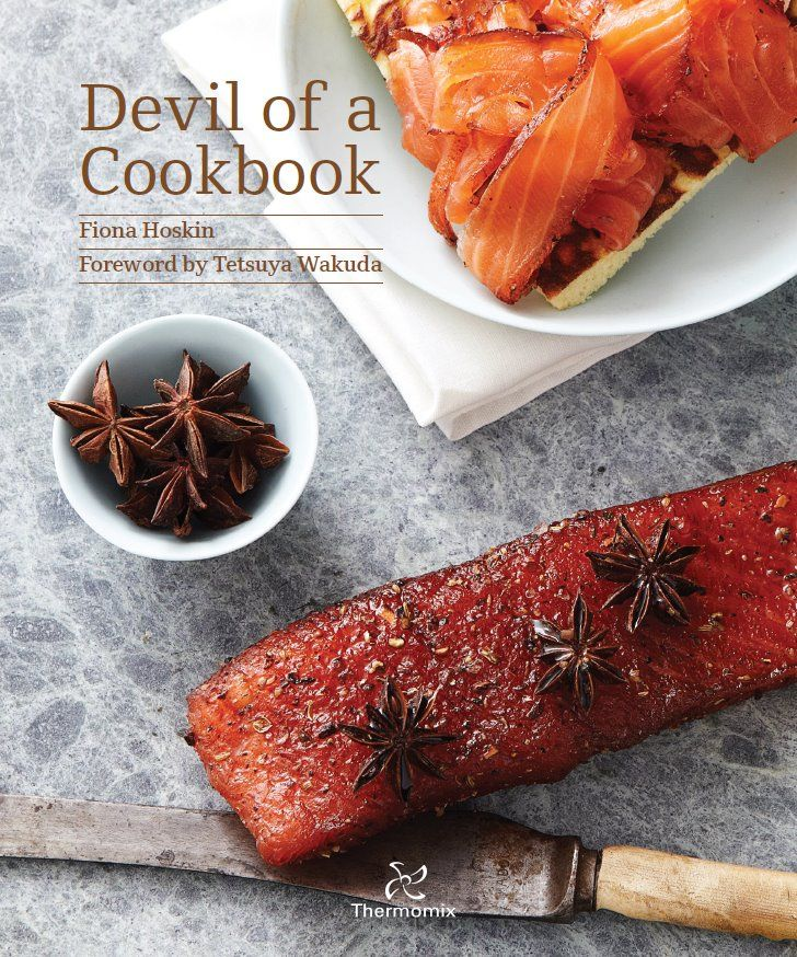 Devil of a Cookbook is the newest in the Thermomix in Australia and New Zealand library and holds a special place in our hearts, as all proceeds from the book go to a great cause – the Devil Island Project.
