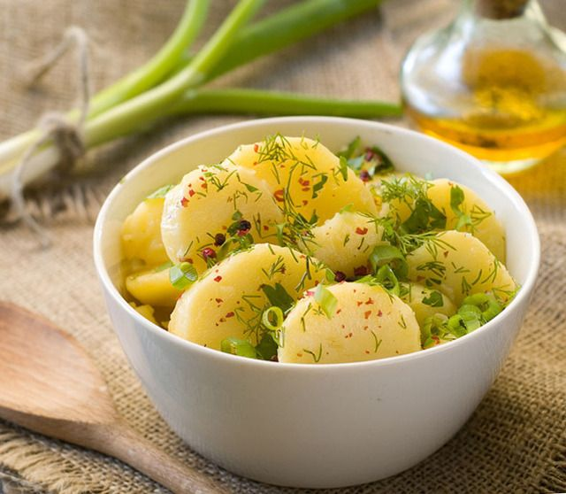 Vegan Potato Salads to Last All Day | Portland Monthly
