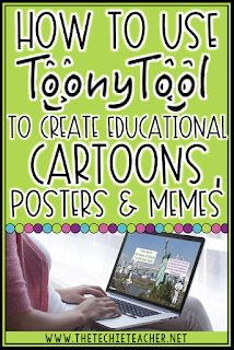 How you can Use Toony Device to Create Instructional Cartoons, Posters or Memes