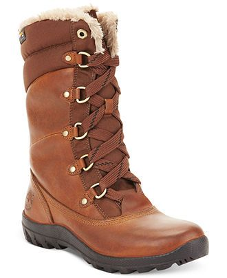 Timberland Women's Boots, Mount Hope Snow Boots
