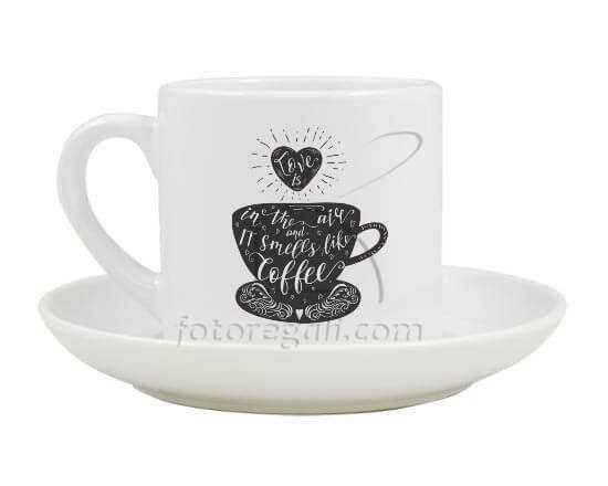 Tazza Coffee Love and coffee